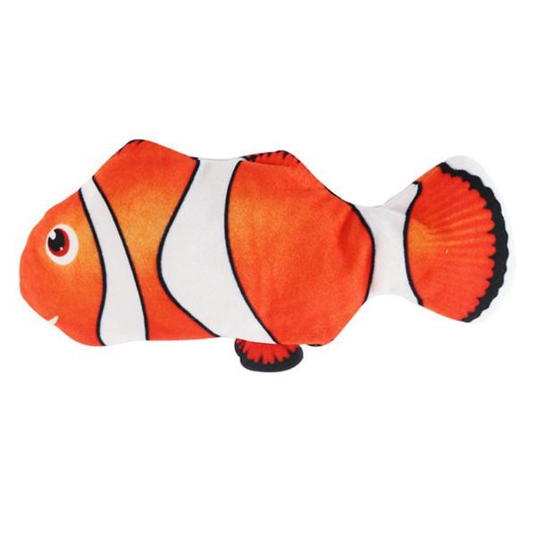 اسباب بازی گربه مدل ماهی رقصان