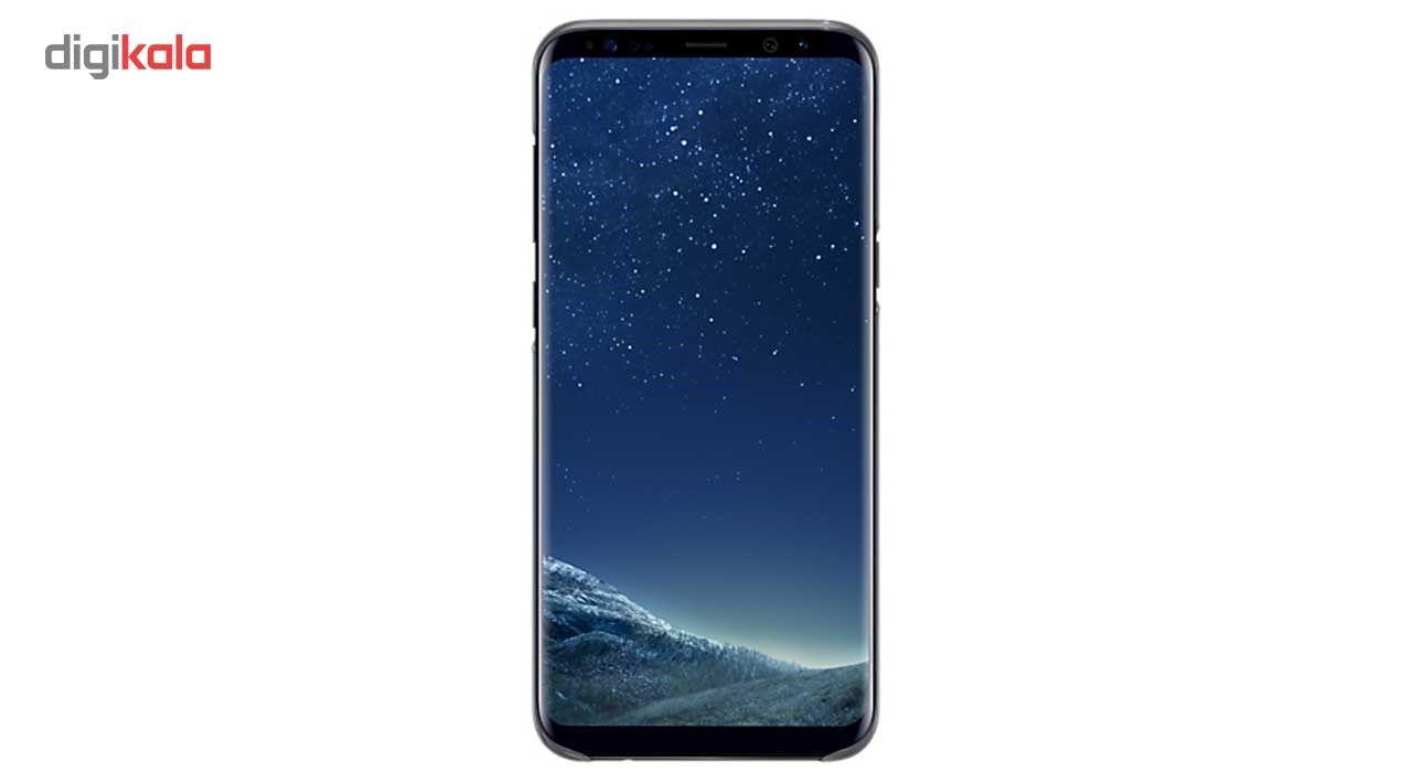 کاور سامسونگ مدل Clear مناسب برای گوشی موبایل Galaxy S8 Plus