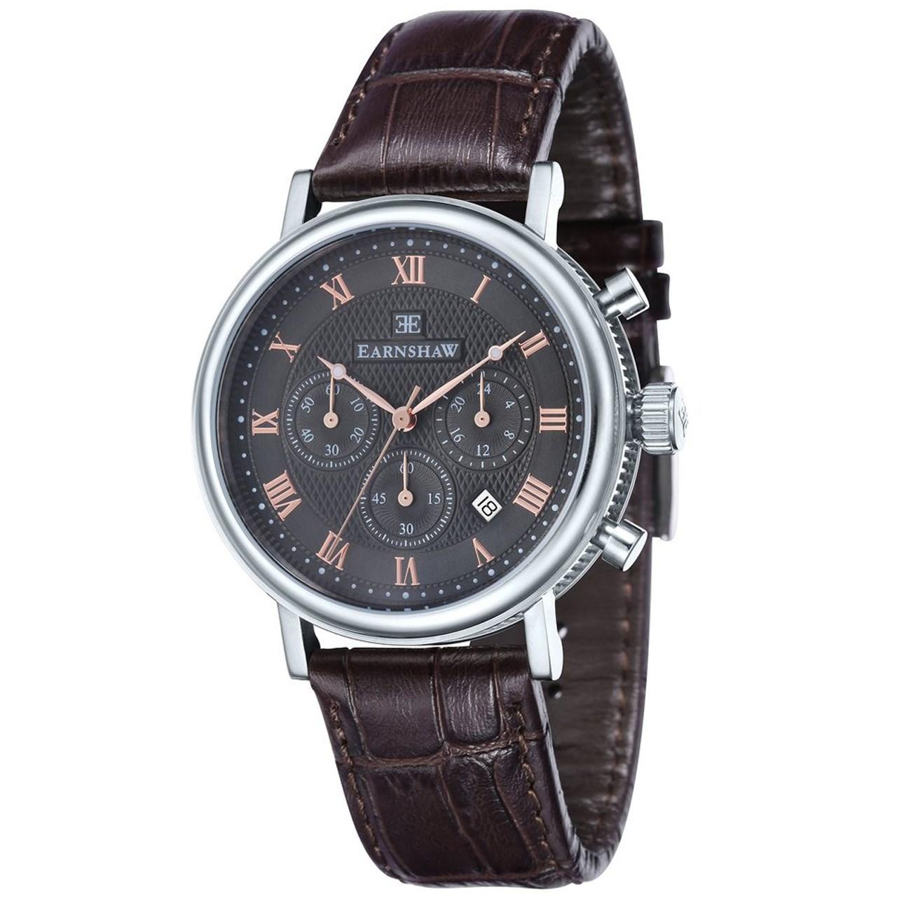 ساعت مچی عقربه ای مردانه ارنشا مدل ES-8051-01