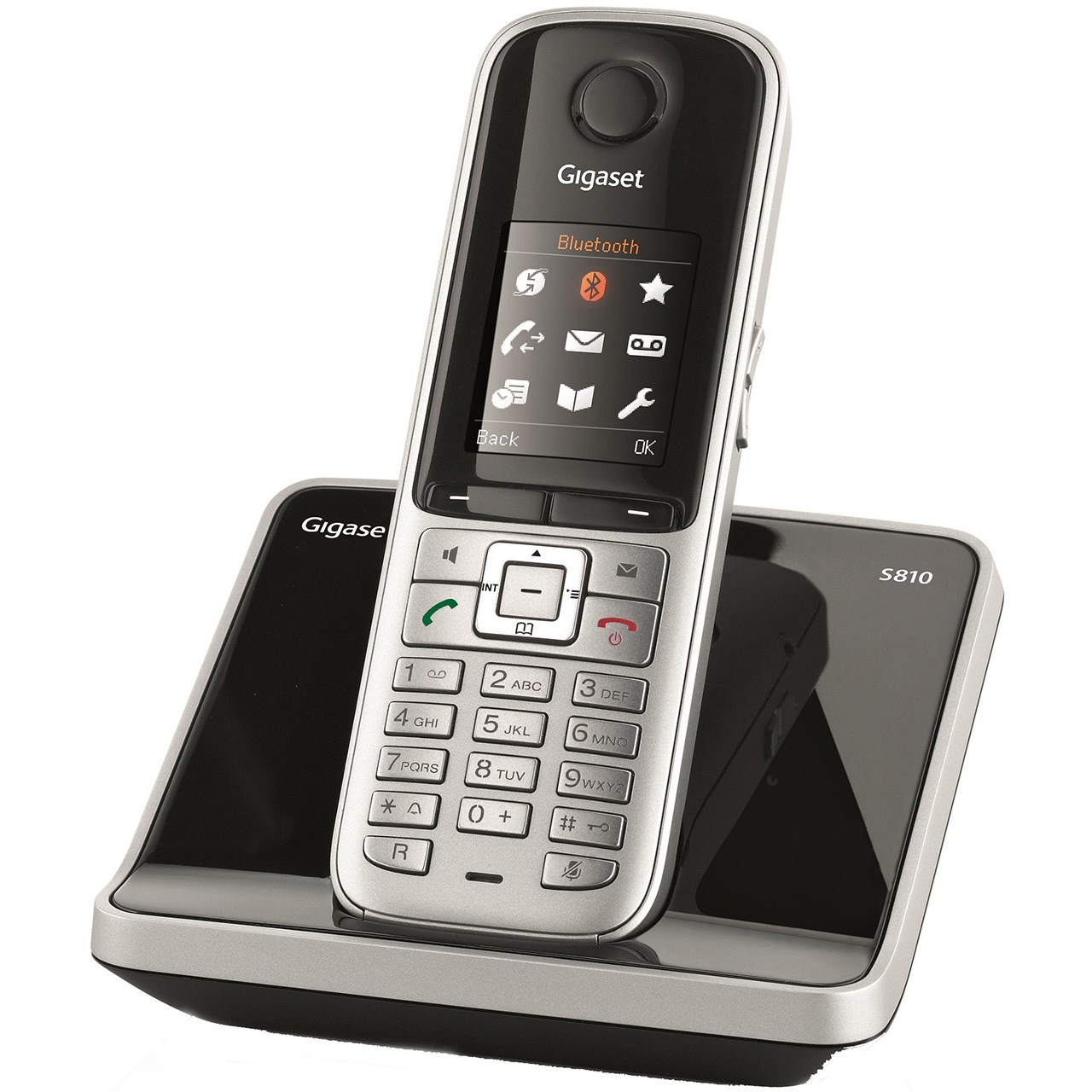 تلفن بی سیم گیگاست مدل  S810