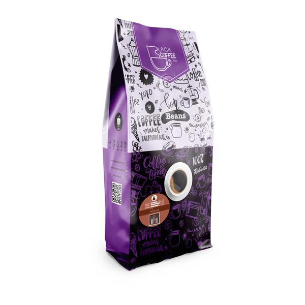 دانه قهوه روزا بلک کافی - 1000 گرم