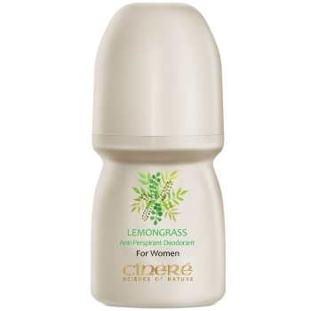 رول ضد تعریق زنانه سینره مدل Lemongrass حجم 50 میلی لیتر