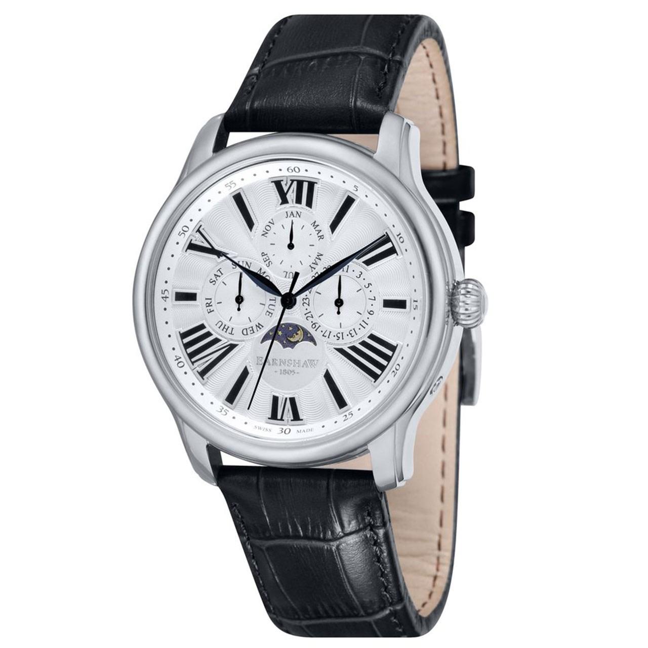 ساعت مچی عقربه ای مردانه ارنشا مدل ES-0025-01 28