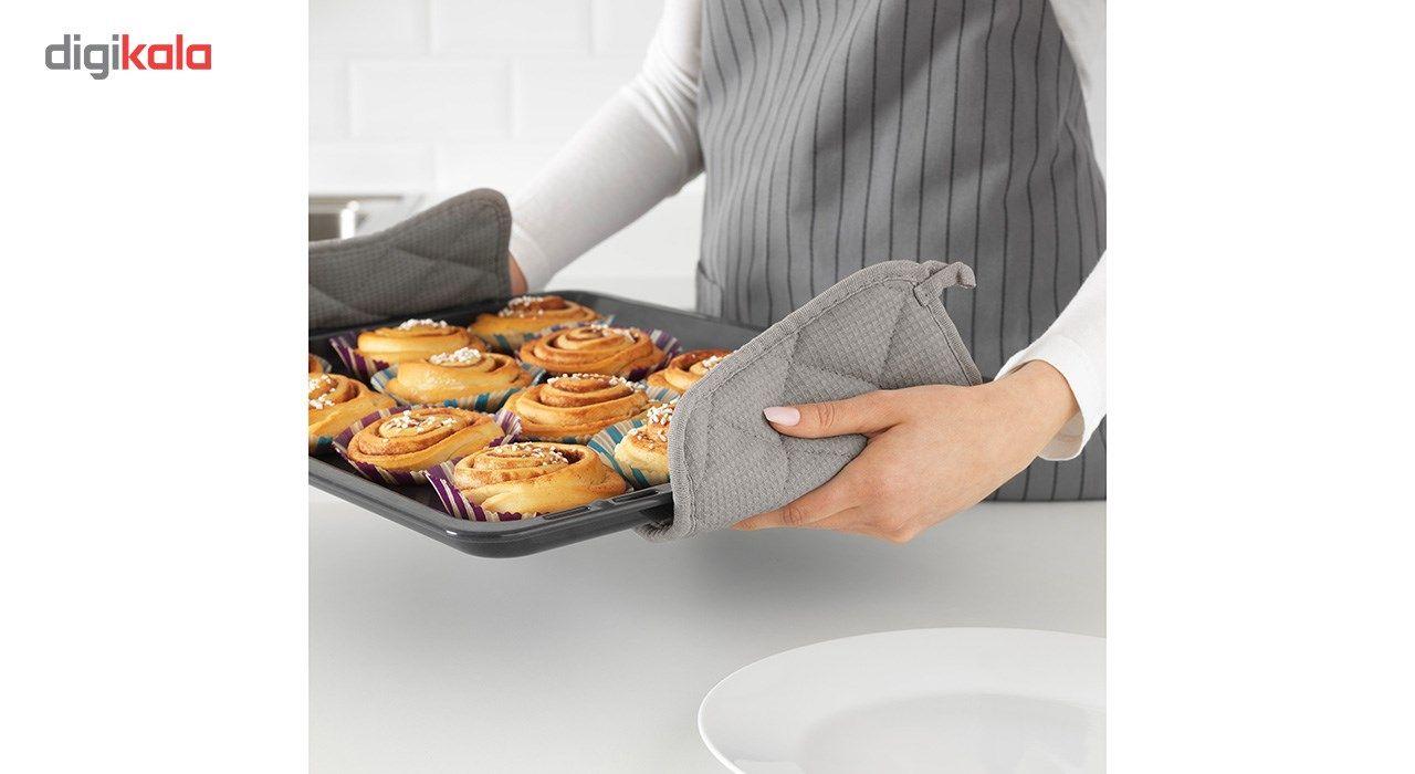 دستگیره آشپزخانه ایکیا مدل Iris - بسته 2 عددی main 1 4