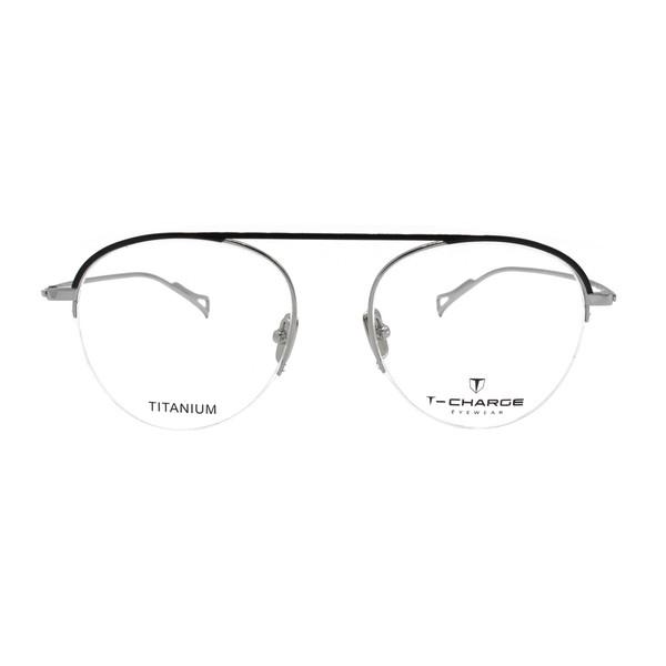 فریم عینک طبی مردانه تی-شارج مدل T1262T - 03A