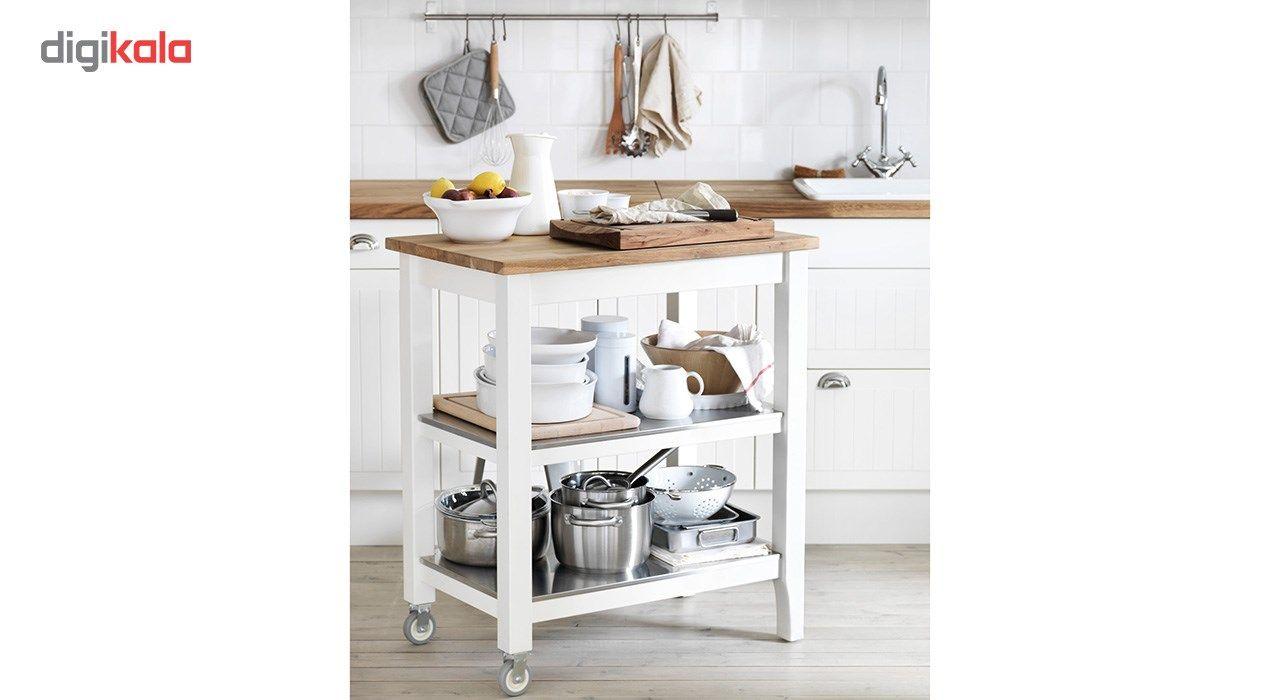 دستگیره آشپزخانه ایکیا مدل Iris - بسته 2 عددی main 1 5