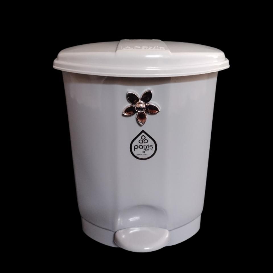 سطل زباله پدالی پاتریس مدل فریبا