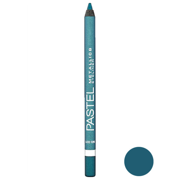 مداد چشم پاستل مدل Metallics شماره 331