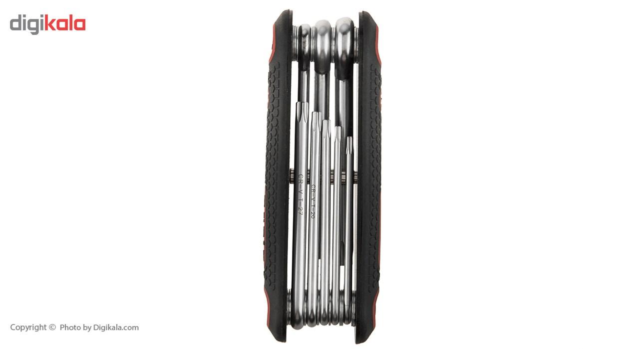 مجموعه ابزار رونیکس مدل RH-9101 ست 19 عددی main 1 23