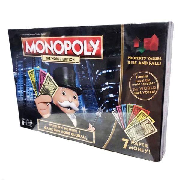 بازی فکری مدل مونوپولی کد 6118