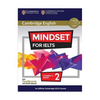 کتاب MINDSET FOR IELTS 2 Students Book اثر جمعی از نویسندگان انتشارات Cambridge