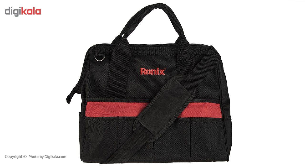 مجموعه ابزار رونیکس مدل RH-9101 ست 19 عددی main 1 27