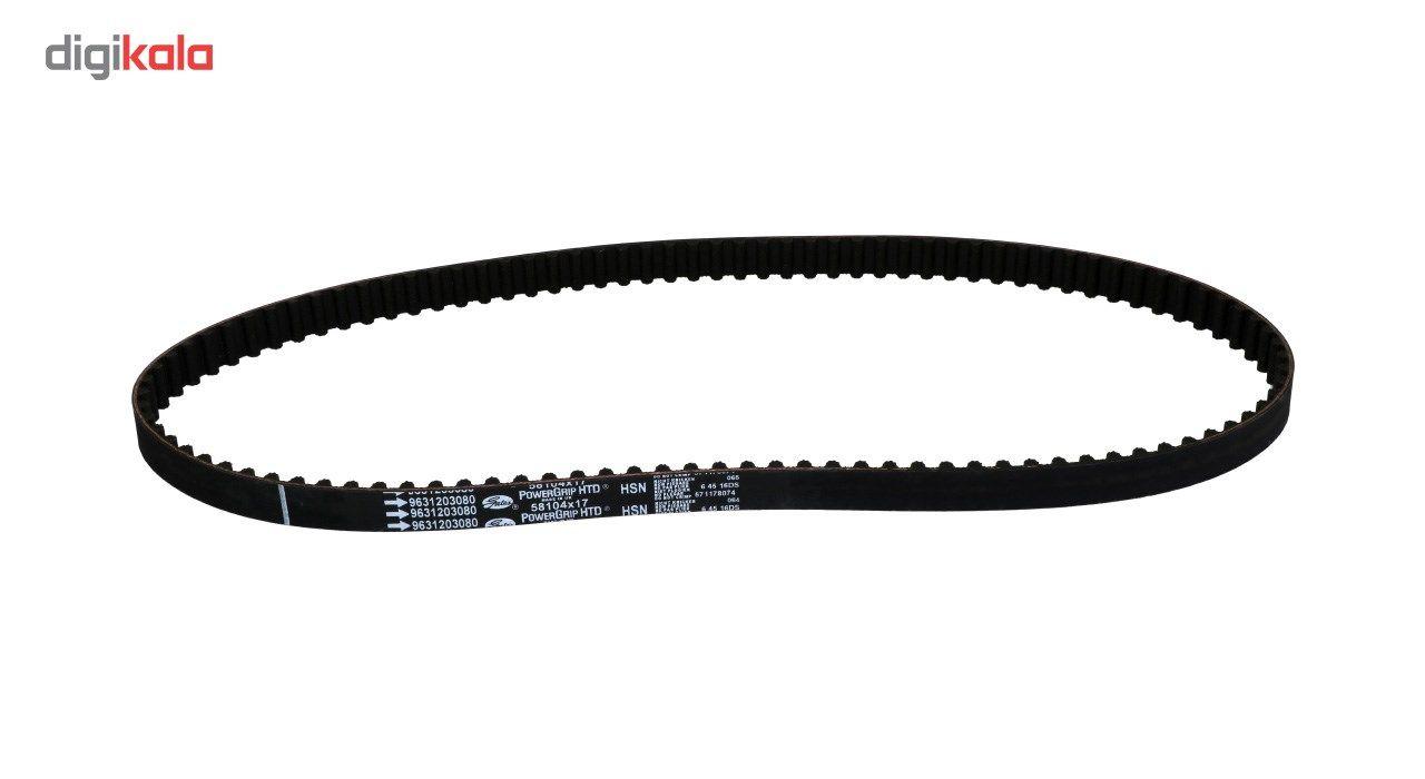 تسمه تایم اوریجینال مدل EO104RP17 مناسب برای پژو 206 main 1 1