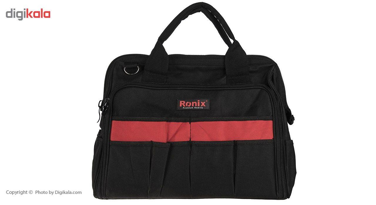 مجموعه ابزار رونیکس مدل RH-9101 ست 19 عددی main 1 25