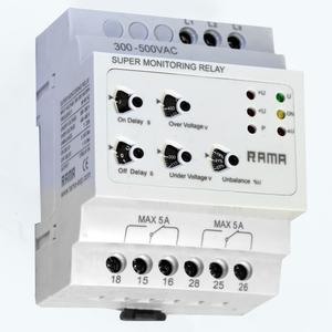 سوپر کنترل فاز بدون نول راما کد 39