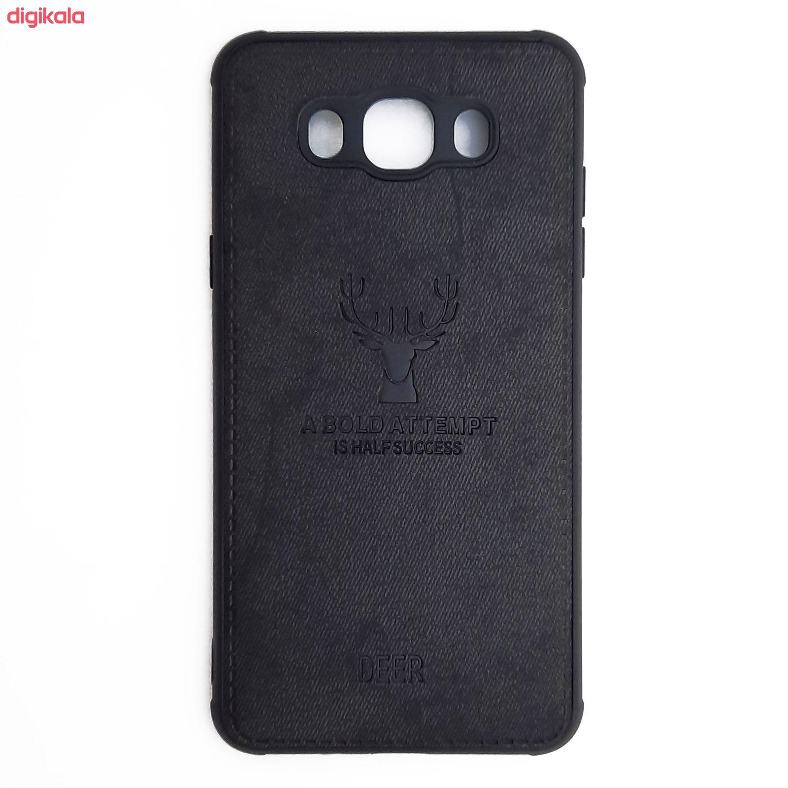 کاور مدل CO507 طرح گوزن مناسب برای گوشی موبایل سامسونگ Galaxy J7 2016 / J710 main 1 5