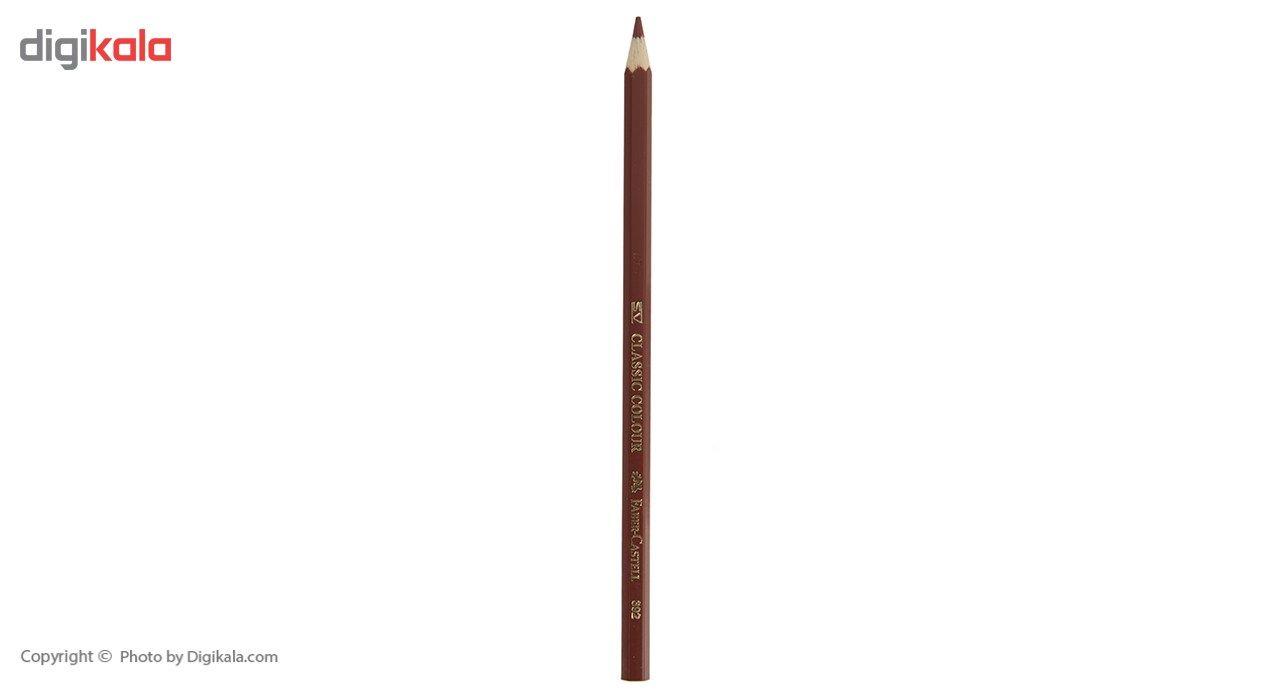 مداد رنگی 48 رنگ فابر-کاستل مدل Sketch main 1 8