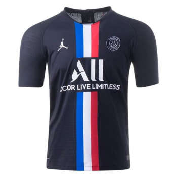 تی شرت ورزشی مردانه طرح پاریس سنت ژرمن کد 2021
