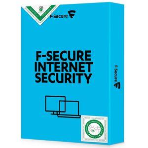 نرم افزار امنیتی اینترنت سکیوریتی اف اسکیور 2016، 1 کاربره، 6 ماهه و یک ساله