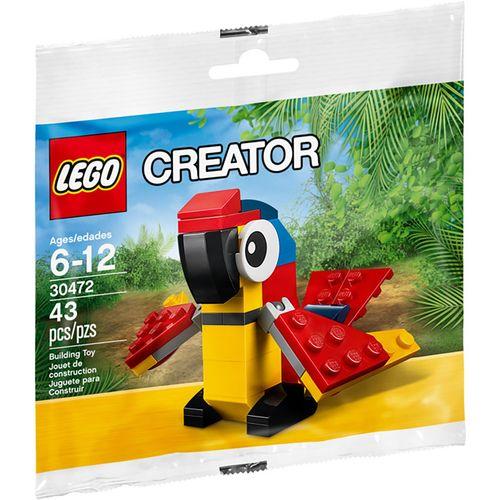 لگو سری Creator مدل Parrot 30472