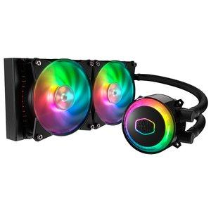 خنک کننده پردازنده کولر مستر مدل MASTERLIQUID ML240R RGB