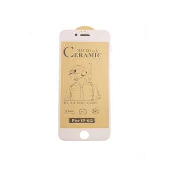 محافظ صفحه نمایش سرامیکی مدل FLCRM01st مناسب برای گوشی موبایل اپل iPhone 6