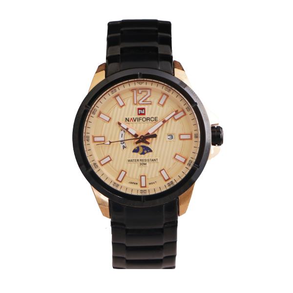 قیمت و خرید                      ساعت مچی عقربهای مردانه نیوی فورس مدل 005