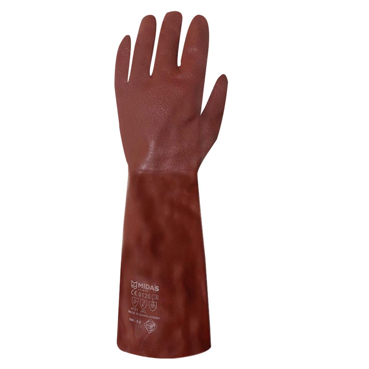 دستکش ایمنی میداس مدل IGD.4121