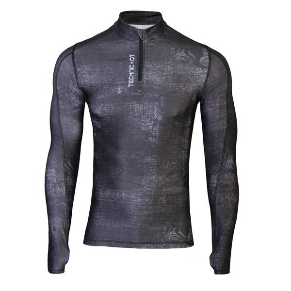 تی شرت ورزشی مردانه تکنیک 7 پلاس مدل TS-146-ME