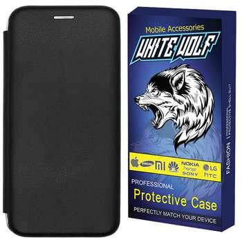 کیف کلاسوری وایت ولف مدل WKF مناسب برای گوشی موبایل سامسونگ Galaxy A40