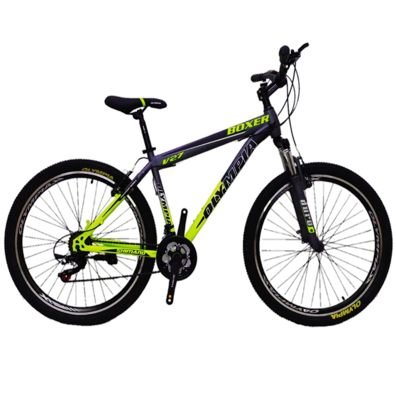 دوچرخه کوهستان المپیا مدل BOXER سایز 27.5