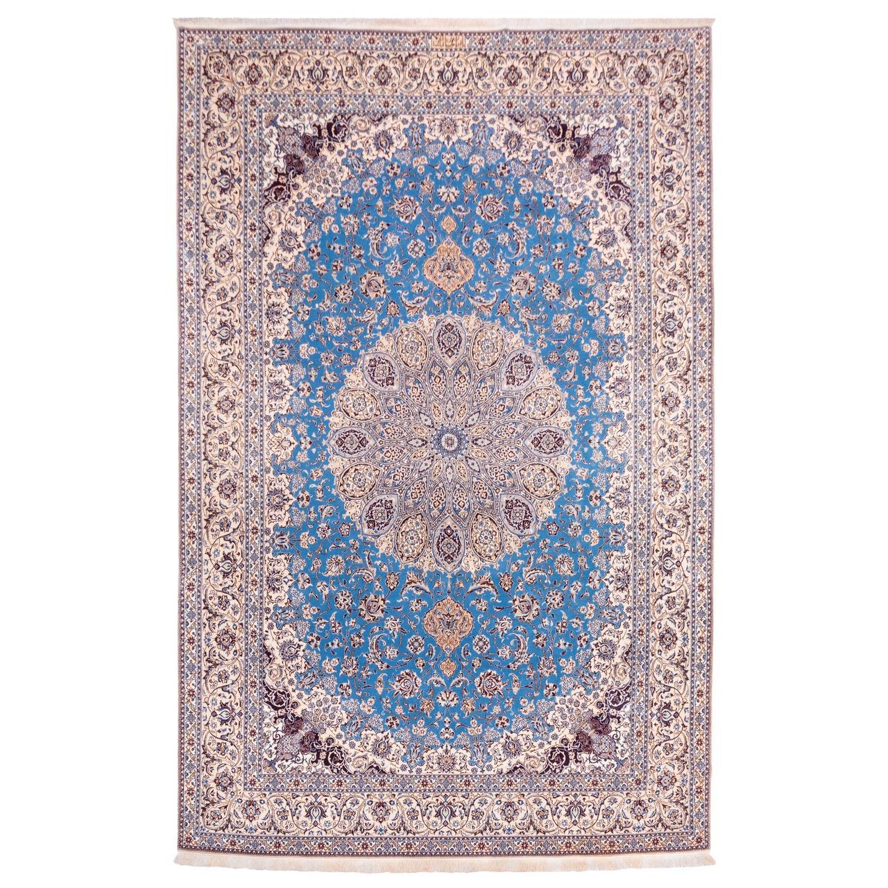 فرش دستبافت قدیمی شش و نیم متری سی پرشیا کد 174462