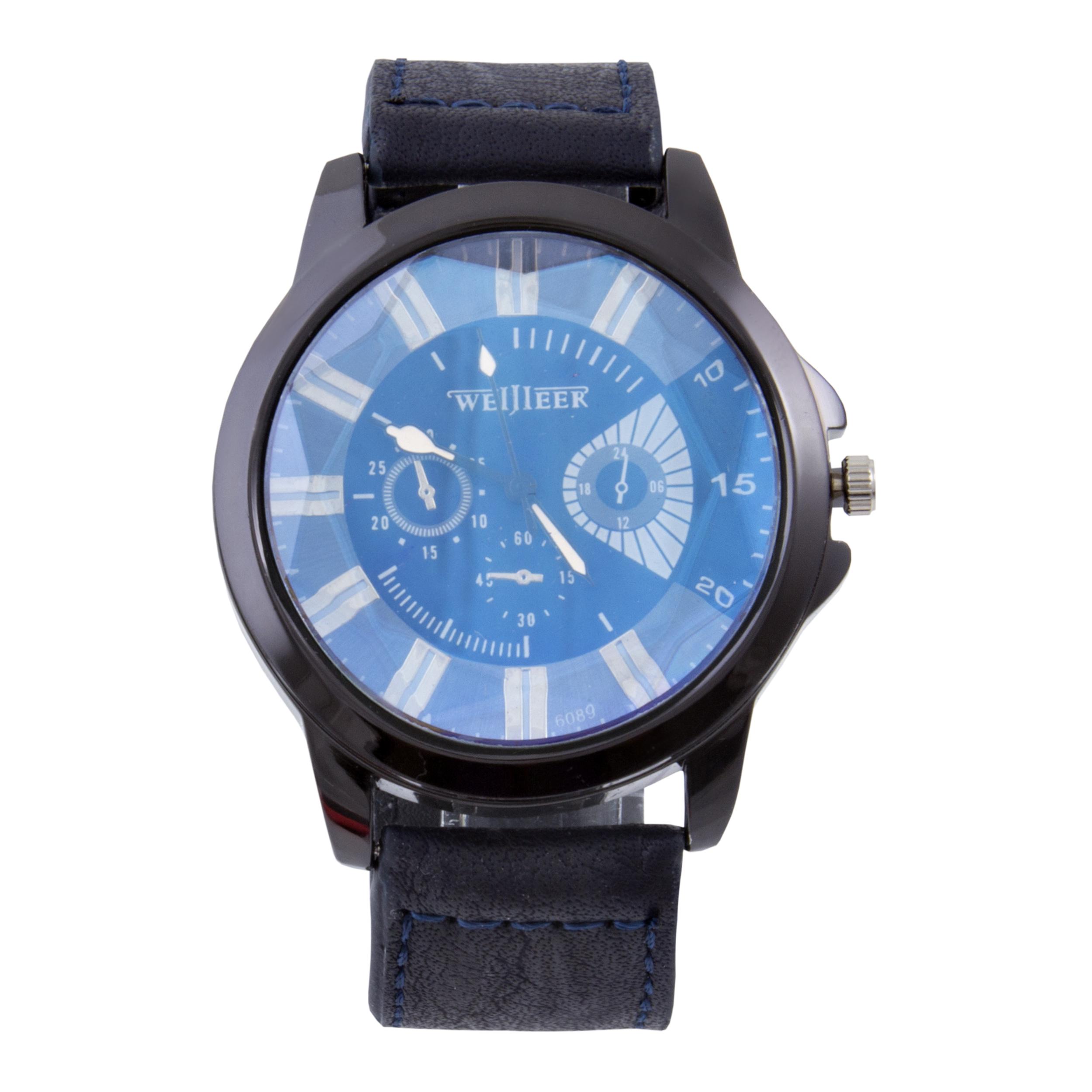 ساعت مچی عقربه ای مردانه کد WHM_082              خرید (⭐️⭐️⭐️)