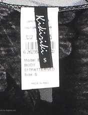 بادی زنانه کیکی رایکی مدل BB2353-017 -  - 5