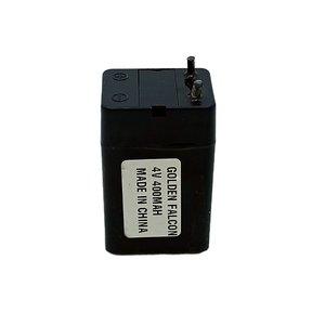 باتری سیلد اسید 4 ولت مدل گلدن فالکن