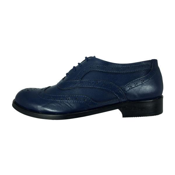کفش زنانه مدل B269 رنگ آبی