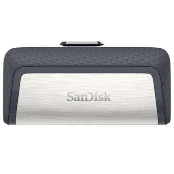 فلش مموری سن دیسک مدل Ultra Dual Drive USB Type-C ظرفیت 16 گیگابایت