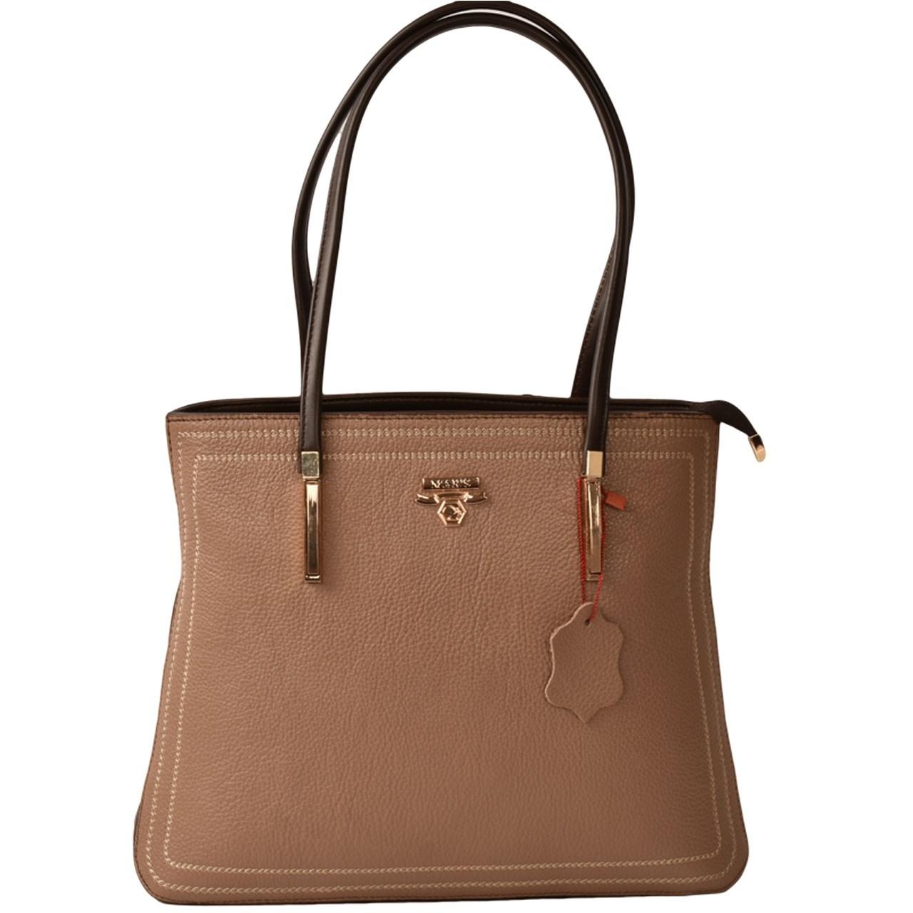 کیف دستی زنانه پارینه چرم مدل PlV19