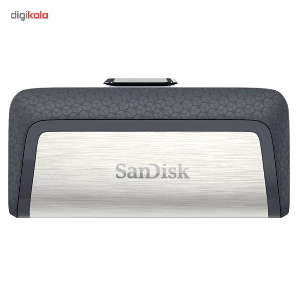 فلش مموری سن دیسک مدل Ultra Dual Drive USB Type-C ظرفیت 16 گیگابایت main 1 1