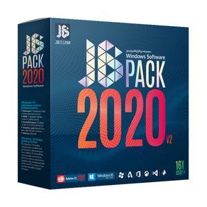 مجموعه نرم افزار JB Pack 2020 v2 نشر جی بی تیم