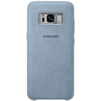 کاور مدل Alcantara مناسب برای گوشی موبایل Galaxy S8