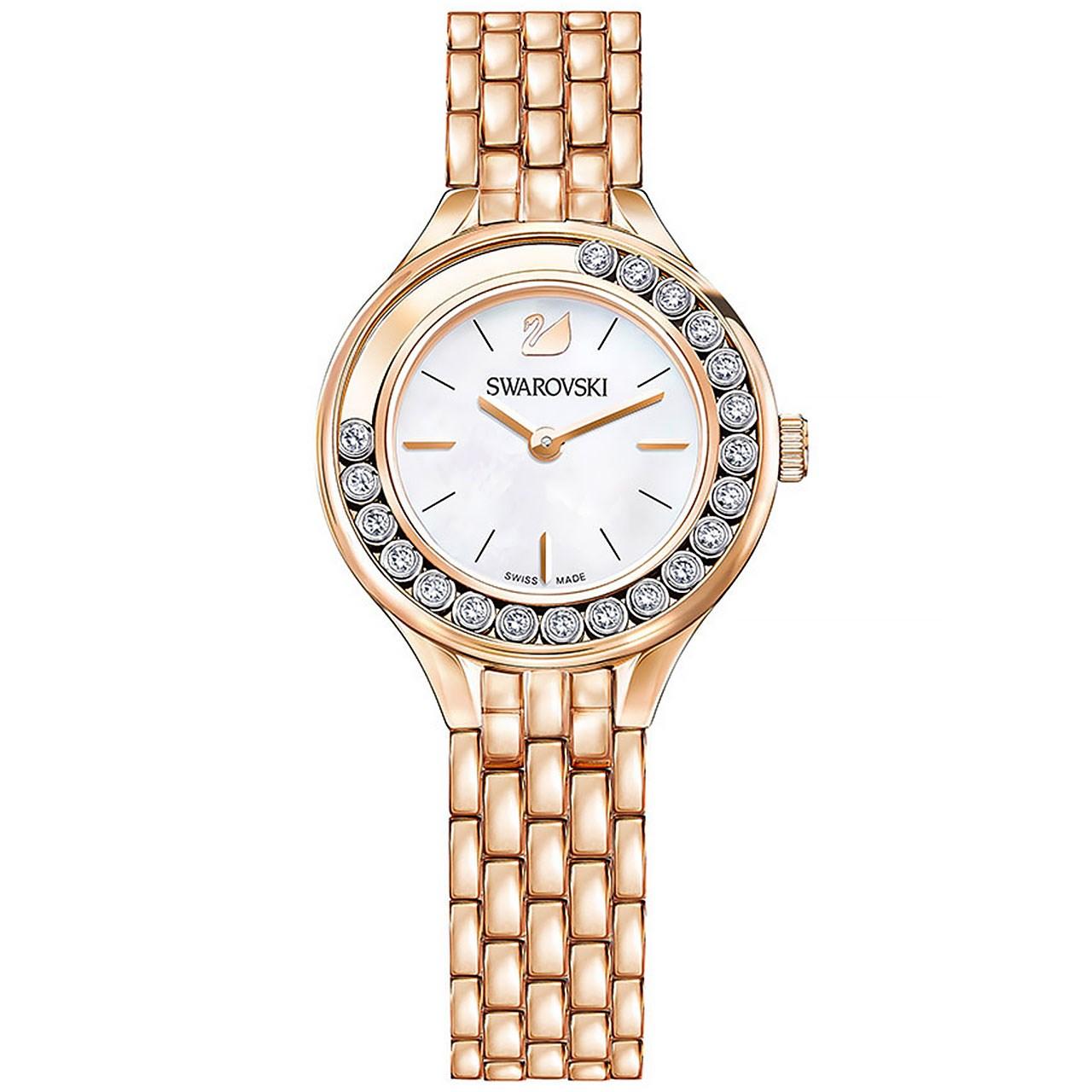 ساعت مچی عقربه ای زنانه سواروسکی مدل 5261496