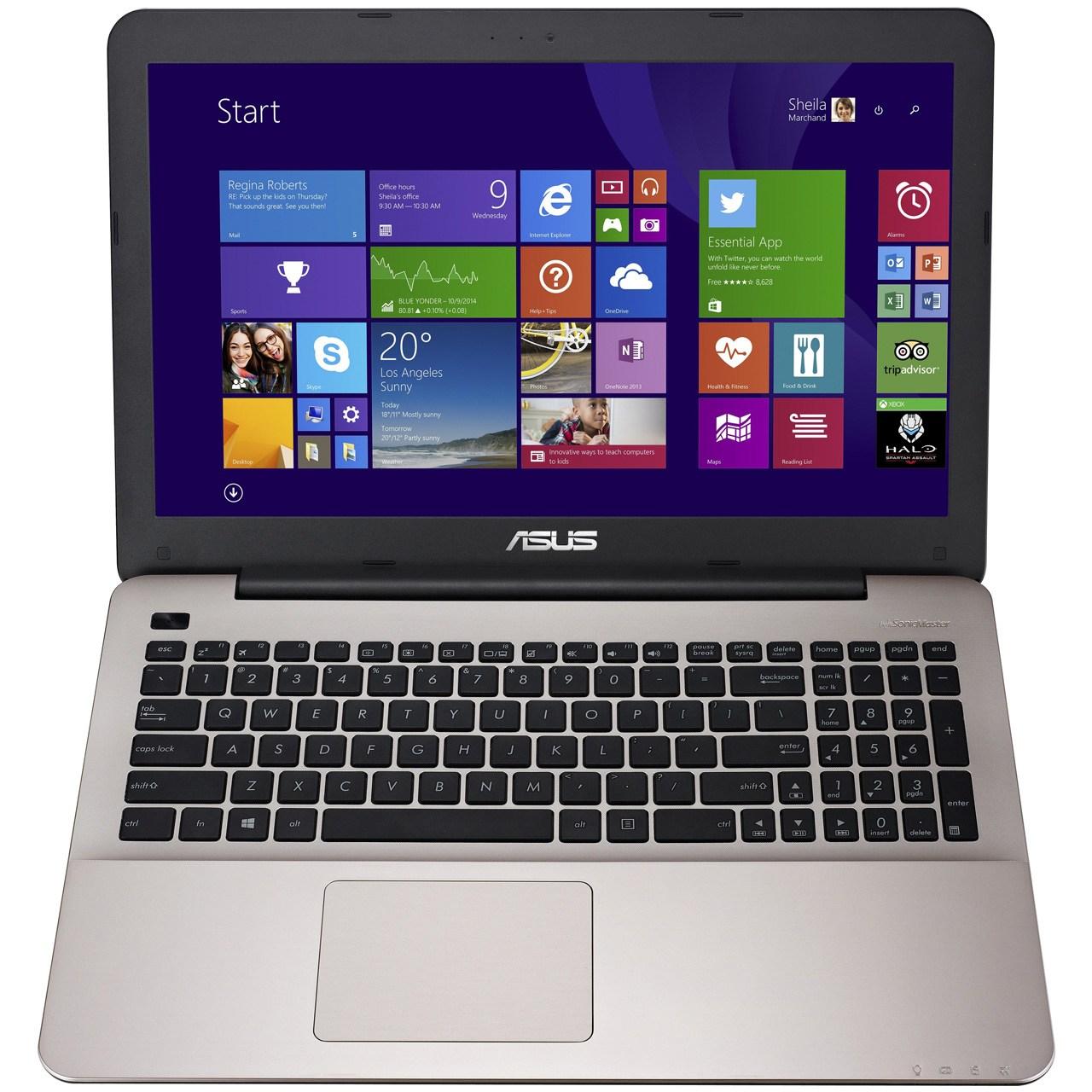 لپ تاپ ایسوس مدل A555LD