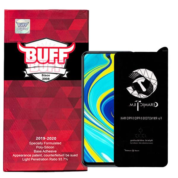 محافظ صفحه نمایش سرامیکی بوف مدل CF9 مناسب برای گوشی موبایل شیائومی redmi note 9s
