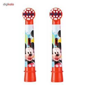 سری مسواک برقی اورال-بی مدل EB10K مخصوص کودکان طرح میکی موس  Oral-B EB10K Precision Clean Mickey Mou