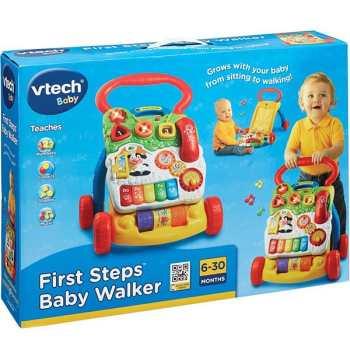 بازی آموزشی وی تک مدل اولین قدم های کودک کد 061763-80
