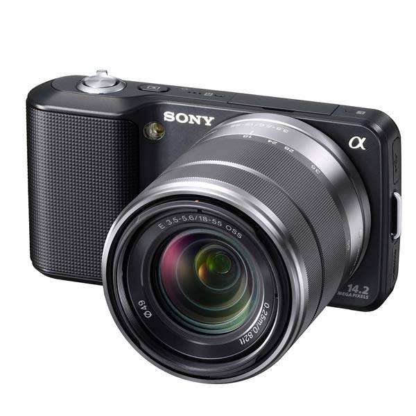 دوربین دیجیتال سونی آلفا-ان ایی ایکس 3