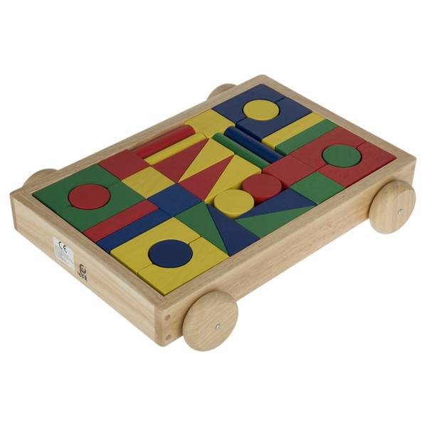 بازی آموزشی پین تویز مدل Building Blocks