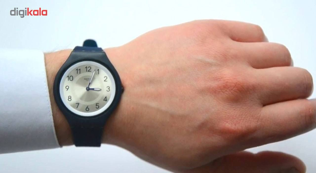 ساعت مچی عقربه ای سواچ مدل SVUN101 -  - 5