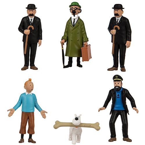 فیگورهای تن تن مدل Characters Pack سایز کوچک